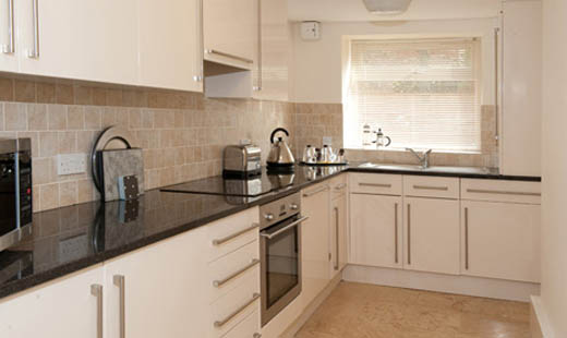 Albany house harrogate serviced apartments for Perfect kitchen harrogate